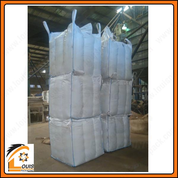 Bao jumbo chống phình thường được sử dụng cho các sản phẩm dạng bột hoặc hạt