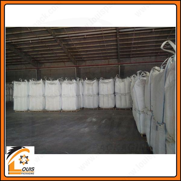 Bao jumbo đựng bột mì xuất khẩu với tải trọng từ 650kg – 850kg