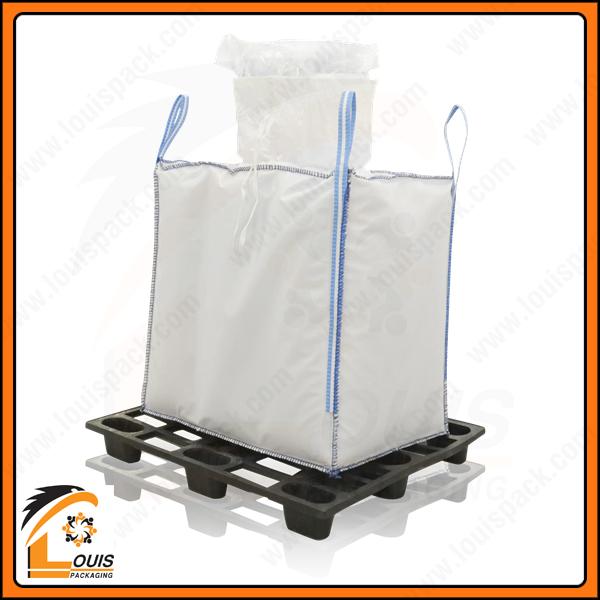 Bao jumbo là loại bao bì kích thước lớn, tải trọng cao, còn gọi là bao bì trung gian linh hoạt