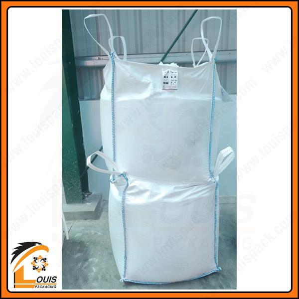 Các chi tiết cấu tạo bao jumbo được thiết kế linh hoạt bởi nhà sản xuất để phù hợp với sản phẩm chứa đựng