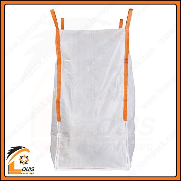 Đối với sản phẩm dạng mịn hoặc cần chống nước bao jumbo phải làm bằng vải PP dệt tráng keo