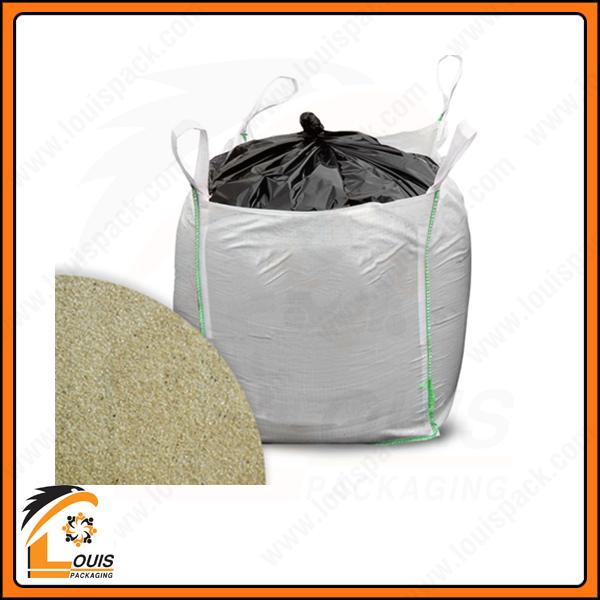 Túi lồng thường trong suốt, tuy nhiên một số sản phẩm có thể sử dụng liner màu đen