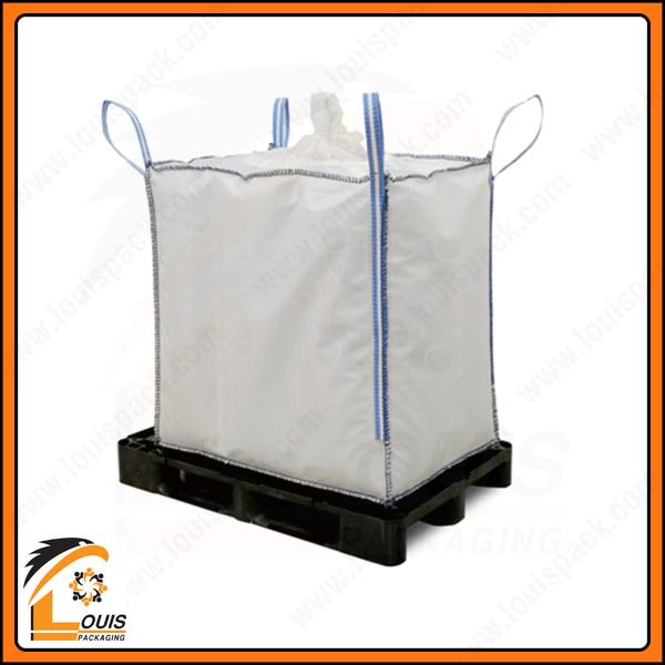 Bao jumbo đựng đường thường được sử dụng để vận chuyển đường làm nguyên liệu sản xuất