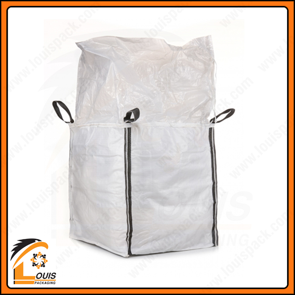 Bao jumbo đựng gạo 1 tấn thường được sử dụng để xuất khẩu hoặc lưu kho
