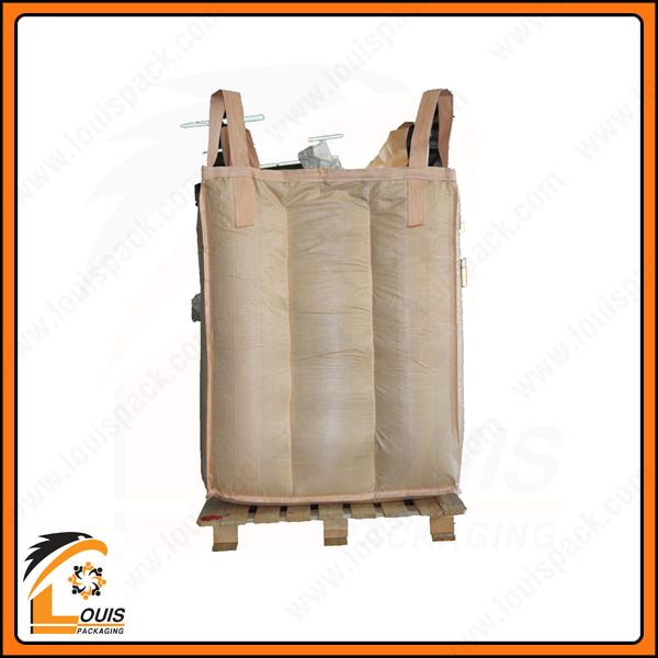 Big bag 1 tấn là giải pháp đóng gói bao bì đựng cà phê hạt xuất khẩu phổ biến