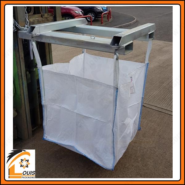 Bao jumbo 1 tấn của nhà cung cấp bao jumbo Louispack luôn đảm bảo hệ số an toàn 5:1 hoặc 6:1
