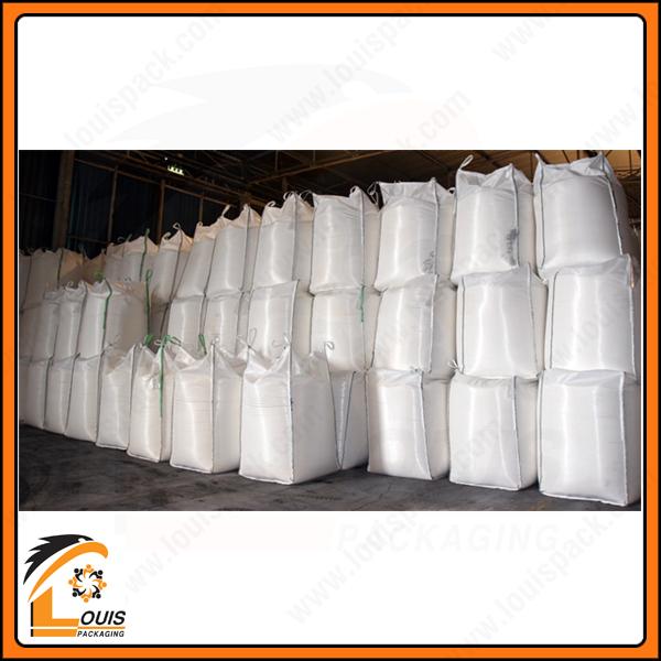 Bao jumbo đựng thức ăn gia súc thường dùng để lưu kho và tái sử dụng nhiều lần