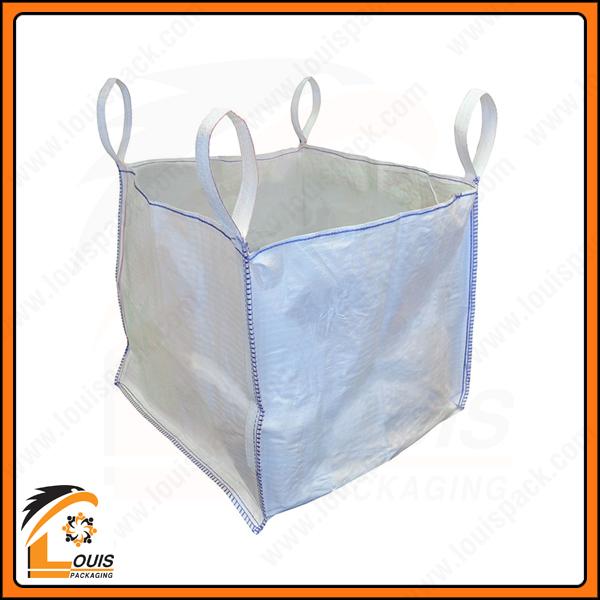 Bao jumbo thường được gọi là bao 1 tấn, bao 500kg, bao 700kg… vì đây là các tải trọng phổ biến khi đựng hàng