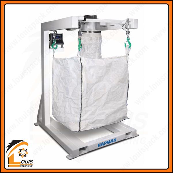 Một kích thước bao jumbo khi đựng một loại sản phẩm sẽ có tải trọng nhất định do tính chất sản phẩm chứa đựng