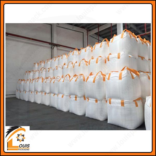 Nhà cung cấp bao jumbo Louispack chuyên sản xuất bao jumbo chất lượng cao, tiêu chuẩn Mỹ, Châu Âu