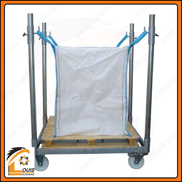 Việc chọn đúng tải trọng bao jumbo cho hàng hóa sẽ giúp sử dụng hiệu quả bao và thuận tiện trong chứa đựng và vận chuyển