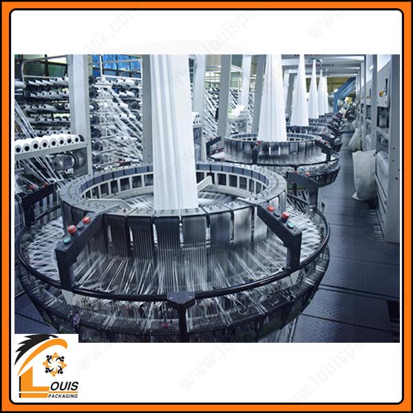 Hệ thống máy dệt PP phục vụ sản xuất bao jumbo với nhiều quy cách kích thước