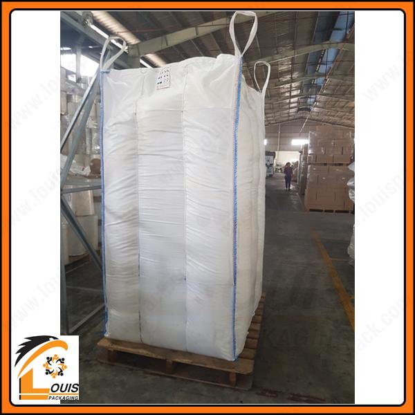 Bao jumbo 105 x 105 x 180 đựng 1400kg hạt nhựa