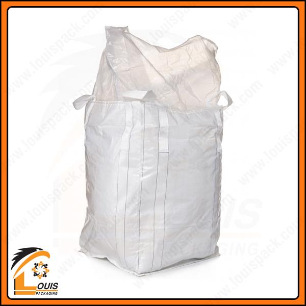 Bao jumbo 500kg thường đựng các sản phẩm tỷ trọng riêng thấp, độ xếp lớp thấp