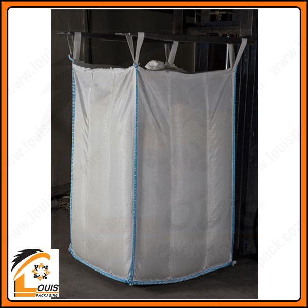 Bao jumbo đựng bột mịn là bao bì cao cấp, yêu cầu kỹ thuật cao và kiểm soát chất lượng tốt