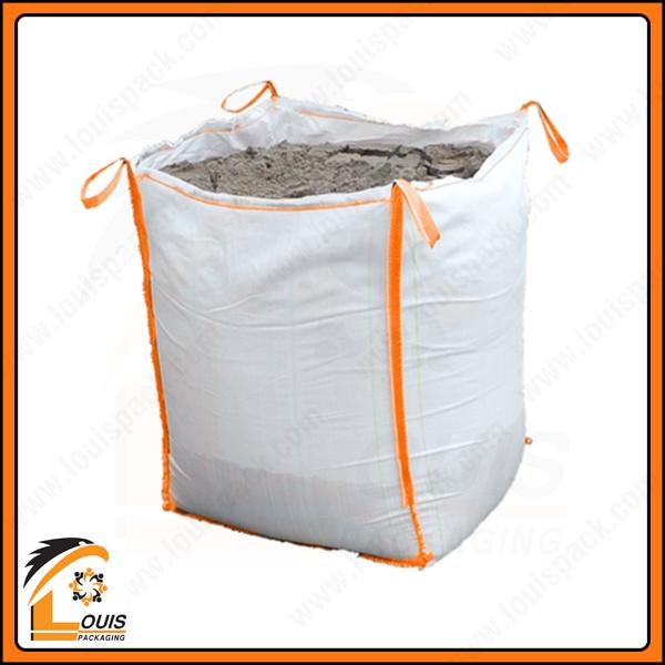 Bao jumbo đựng cát thường ở tải trọng cao từ 1000kg – 2000kg
