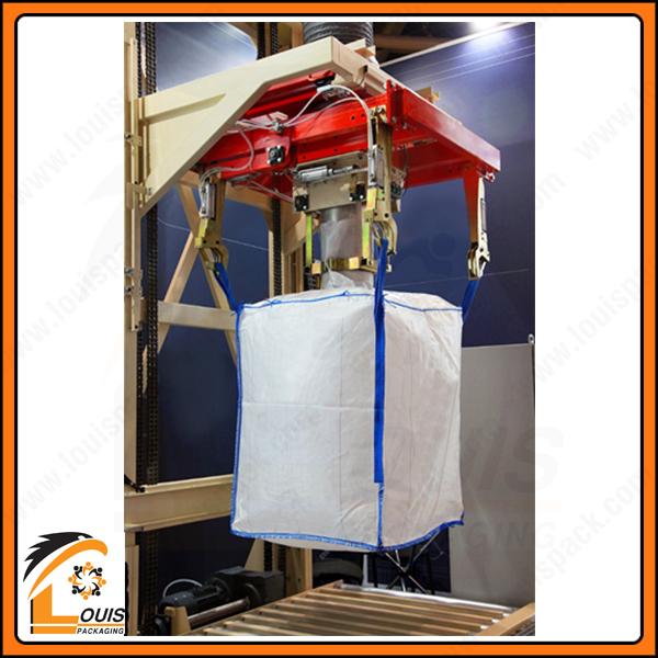 Thiết kế bao jumbo cần phù hợp với hệ thống đóng – xả và phương tiện vận chuyển hàng