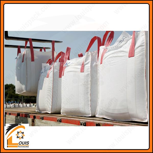 Bao jumbo được sản xuất bởi công ty bao bì Louis luôn đảm bảo hệ số an toàn 5:1 và 6:1