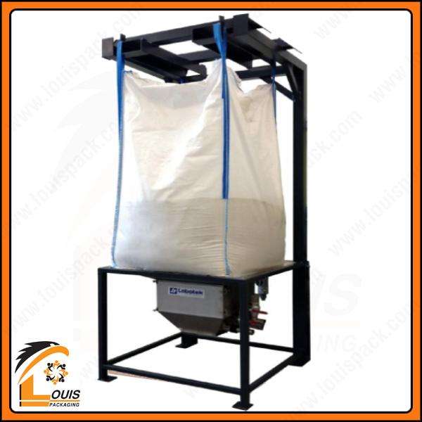 Bao jumbo được sử dụng để chứa đựng và vận chuyển bột đá từ 1 – 2 tấn