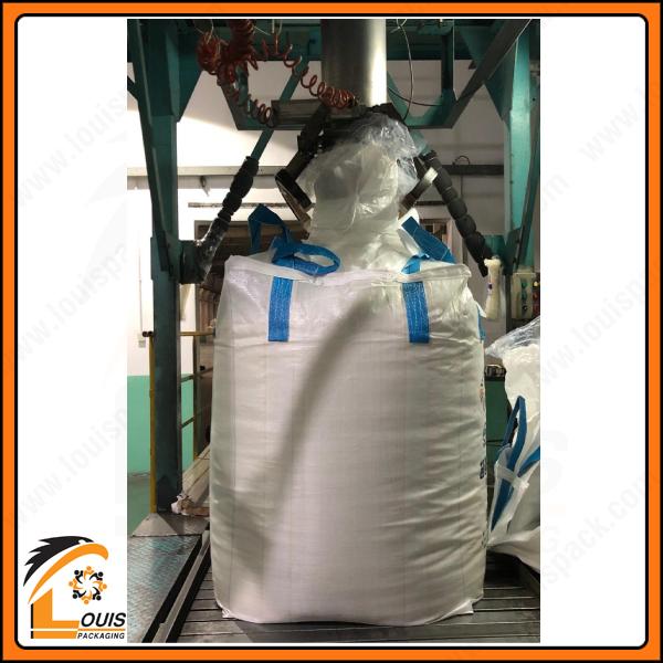 Bao jumbo lồng PE (liner) đựng bột đá để chống ẩm, chống xì cho sản phẩm
