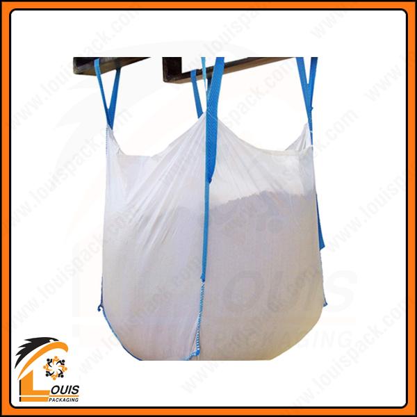 Bao jumbo quai nâng được sử dụng để đóng hàng và vận chuyển cách nhanh chóng hiệu quả