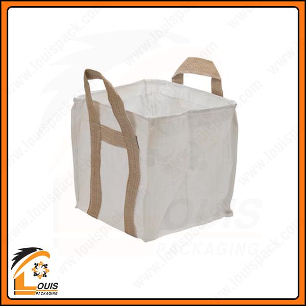 Bao jumbo mini được xem là phương pháp thay thế hiệu quả cho các thùng chứa đựng bằng nhựa cứng hoặc kim loại