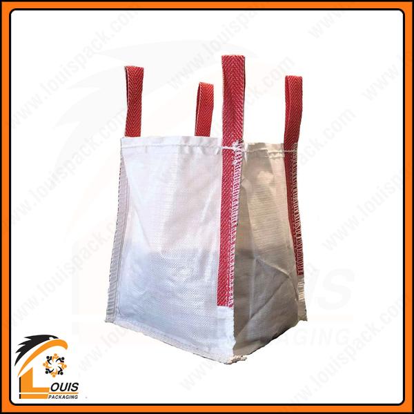Bao jumbo thường dùng để đựng các loại thực phẩm như bột mì, tiêu, cà phê