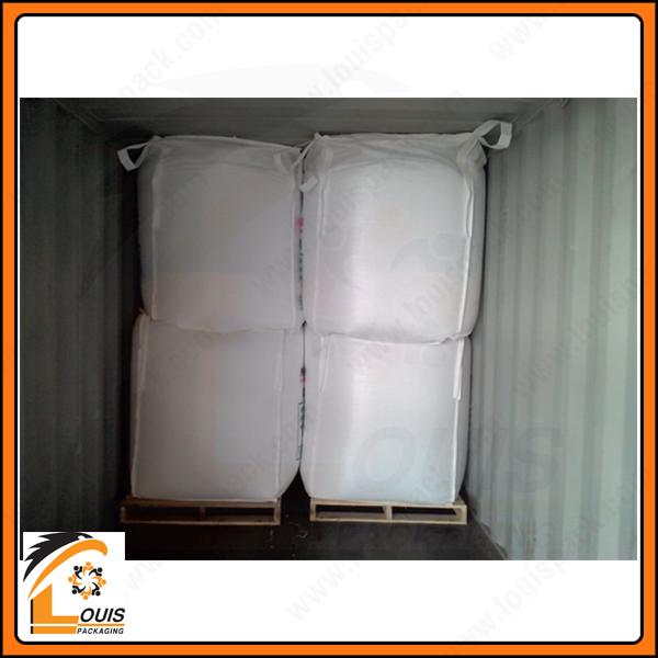 Chiều cao thực tế của bao jumbo sau khi đóng hàng sẽ giảm xuống từ 5 – 20cm