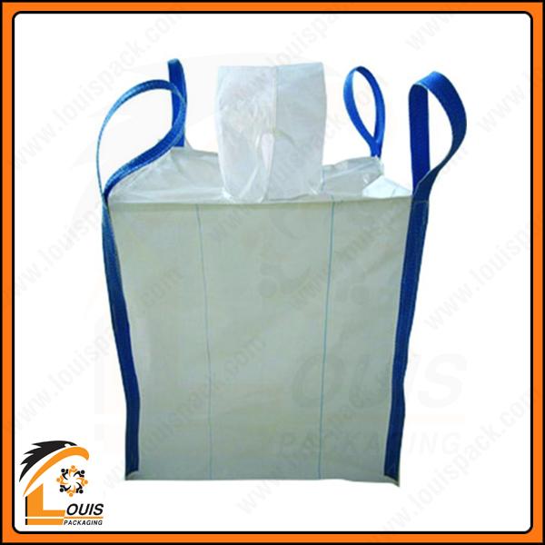 Bao jumbo thường được sử dụng để đựng và vận chuyển bột oxit sắt