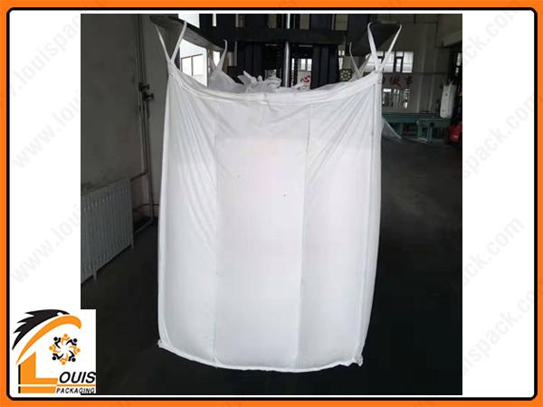 Bao jumbo vách ngăn chống phì có thiết kế kỹ thuật cao giúp bao vuông vắn, đứng vững sau khi đóng hàng