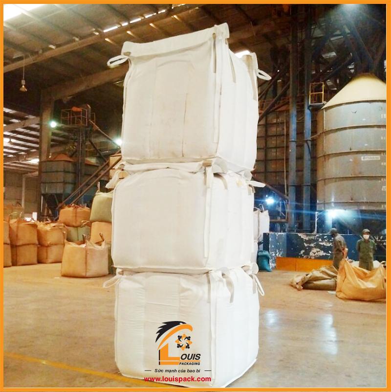 Bao big bag đựng 1.5 tấn cà phê chuyên dụng